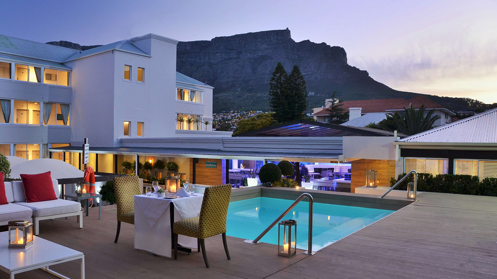 Optimism about the Future of South African Tourism